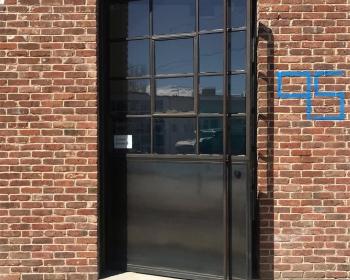 Custom Pivoting Door, Space Annex Gallery, Denver, 2018