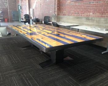 Lawgical Conference Table, Denver, 2015