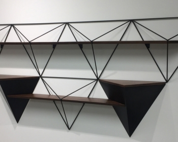 Seed & Smith Display Shelf, Denver, 2016