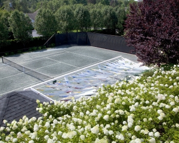 Residential Shade Structure, Bloomfield Hills, 2012