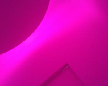 Skinny White Box, Construction Materials and Light, 8'x8'x10', Bloomfield Hills MI, 2011